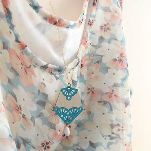 "Image of ""LYRA"" NECKLACE"