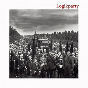 Image of LOGIKPARTY 'Good Hood / Iodine' 7""