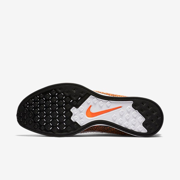 Image of Nike Flyknit Racer Total Orange