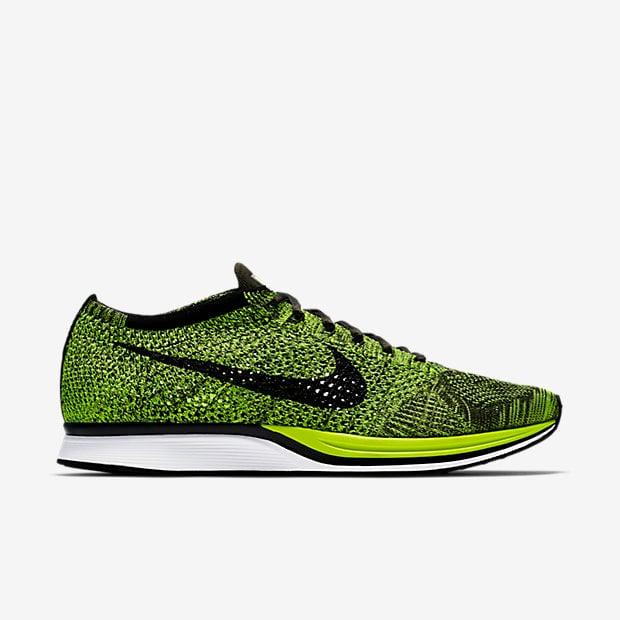 Image of Nike Flyknit Racer Volt
