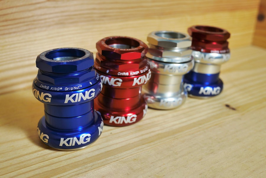 "Image of CHRIS KING GripNut 1-1/8"" Threaded  Headset"