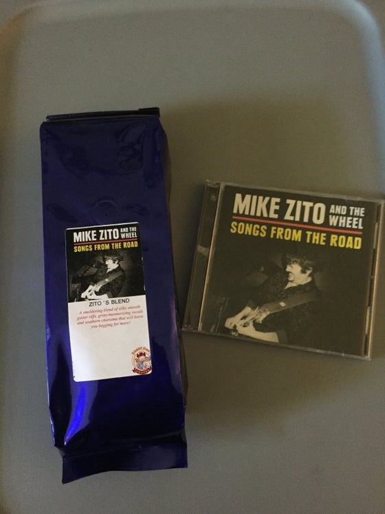"""Image of """"Songs from the Road"""" Promo pack - music & coffee - SPECIAL"""