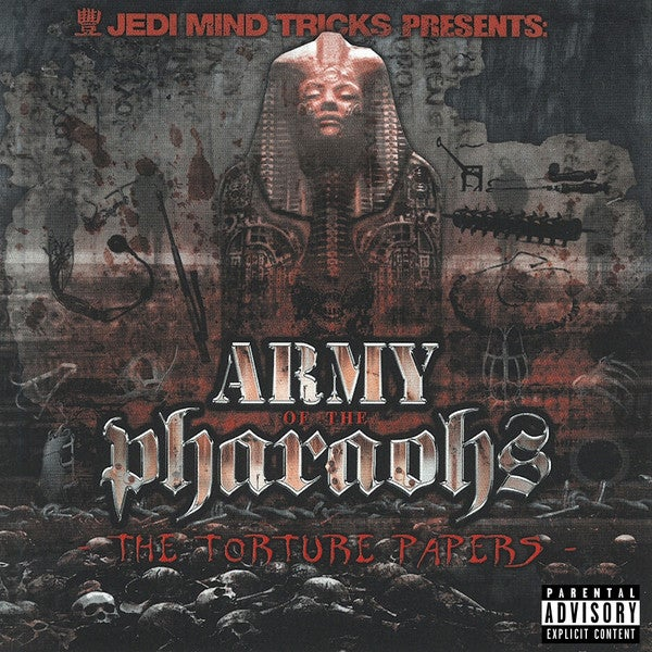 Demigodz Store Army Of The Pharaohs The Torture Papers Cd