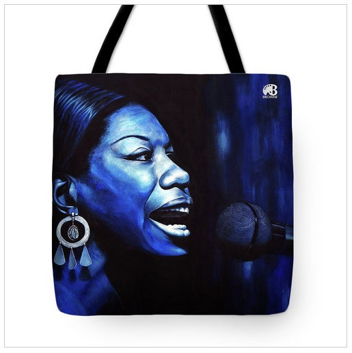 Image of Nina tote bag