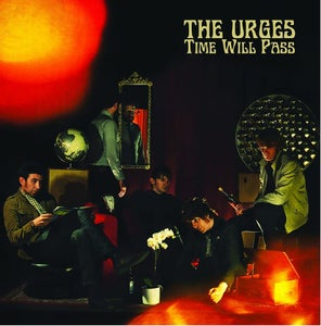 "Image of The Urges ""Time Will Pass"" CD Album Limited Edition"