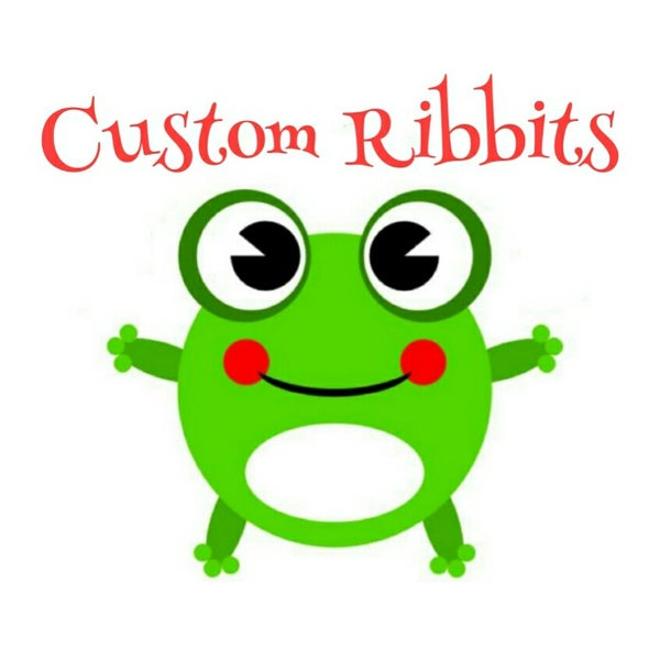 Image of Custom Ribbits