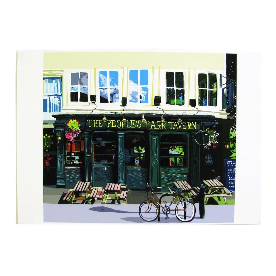 Image of <b>The People's Park Tavern</b> <br> - <b>Tomartacus</b>