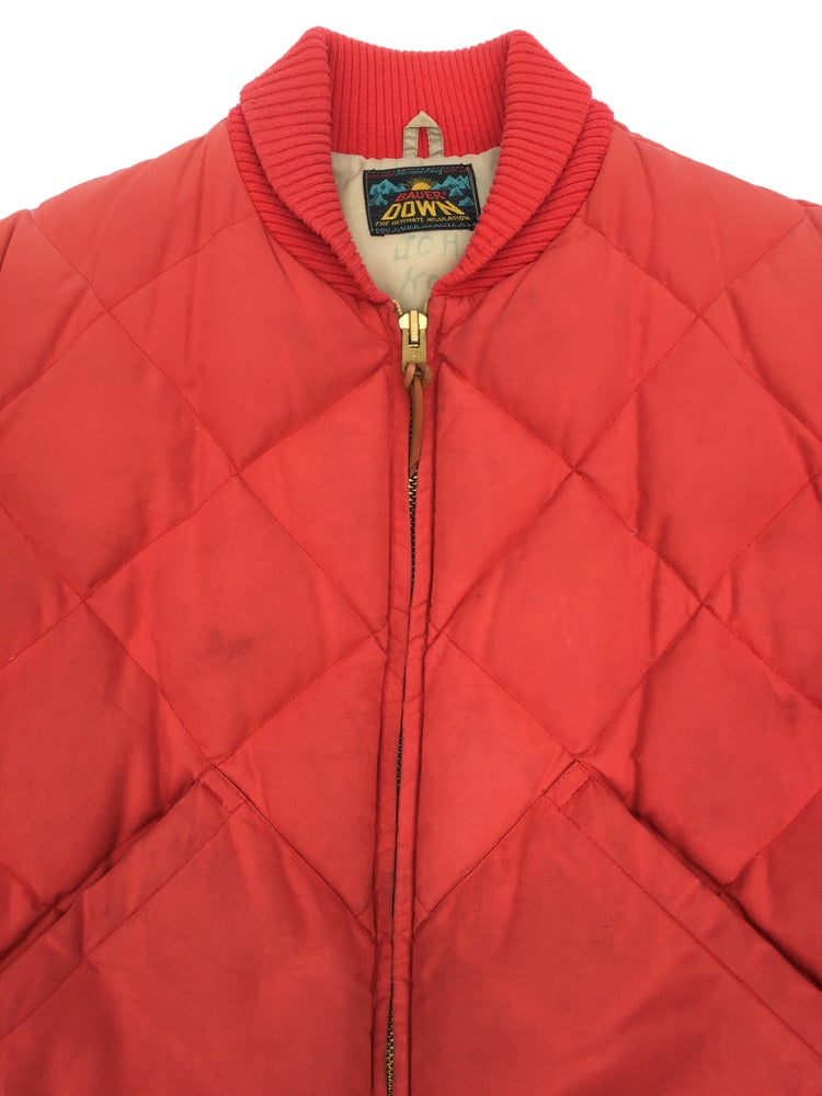 Image of Eddie Bauer down jacket