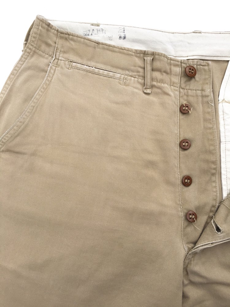 Image of WWII 41' US ARMY CHINO