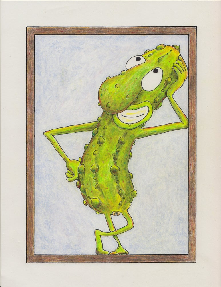 Image of Dill Pickle