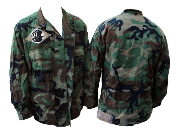 Image of Wood Camo Jacket