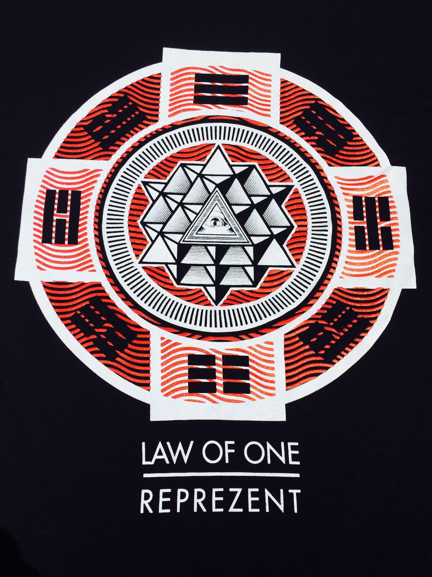 Image of Fabric of Life... (I-Ching/64 Tetrahedron)