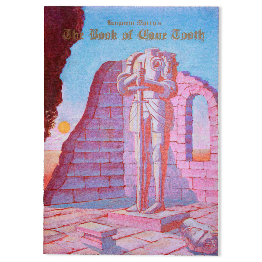 Image of The Book of Cave Tooth