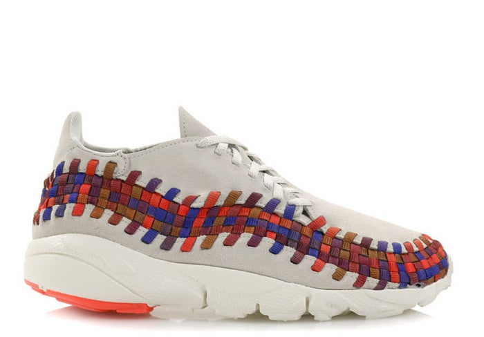 Image of NIKE AIR FOOTSCAPE WOVEN NM MULTI COLOUR