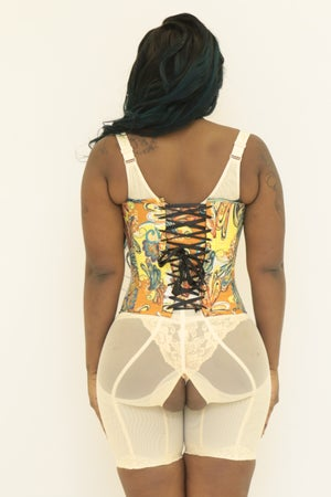 Image of The Butterfly Corset