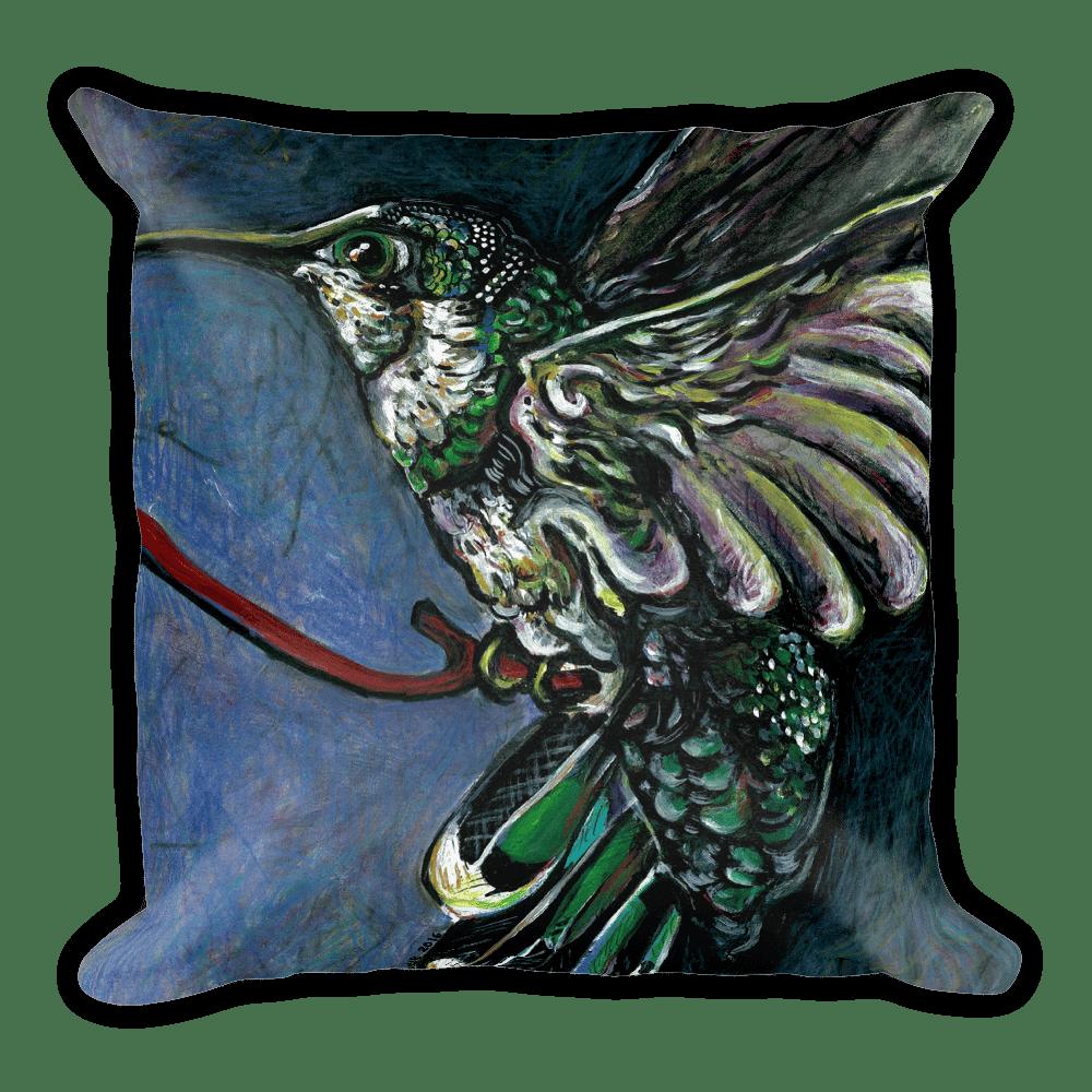 Image of SoCal Hummer Pillow