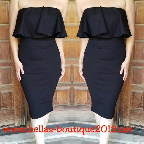 Image of Coqueta Couture Dress