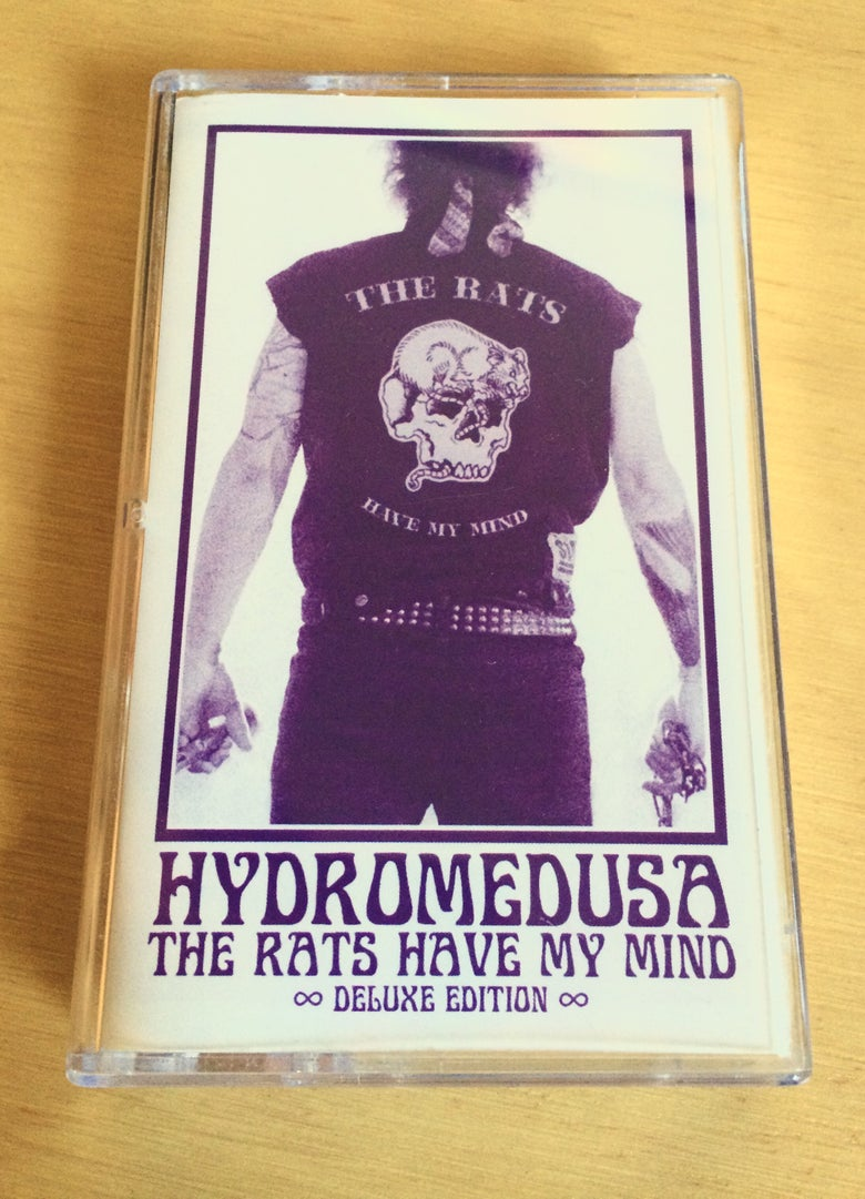 Image of Hydromedusa 'The Rats Have My Mind' Deluxe Edition CS