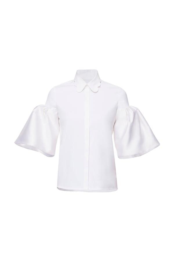 Calan Shirt $400.00 - Melissa Bui