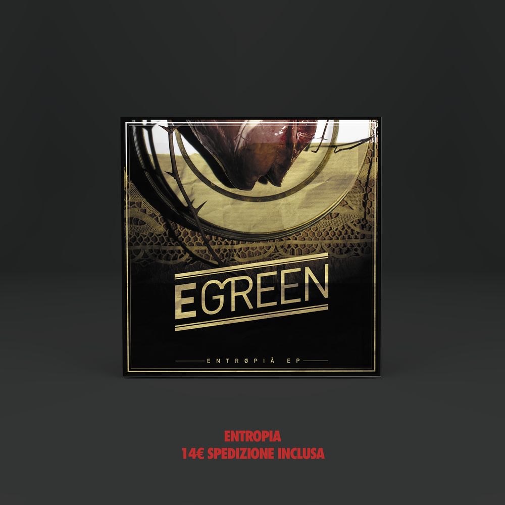 Image of ENTROPIA - CD (2011)
