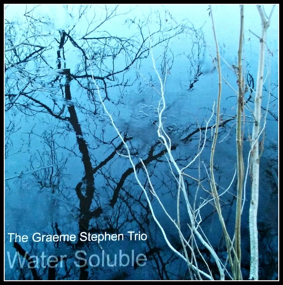 Image of The Graeme Stephen Trio - Water Soluble (Digital Copy Only)