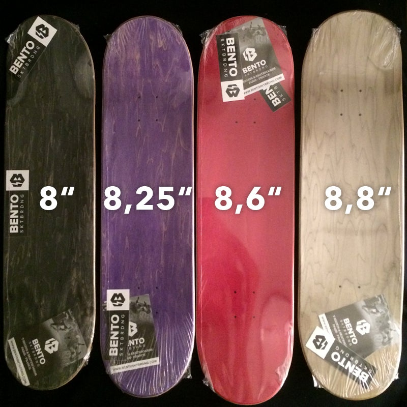 Image of BENTO POPSICLE DECKS