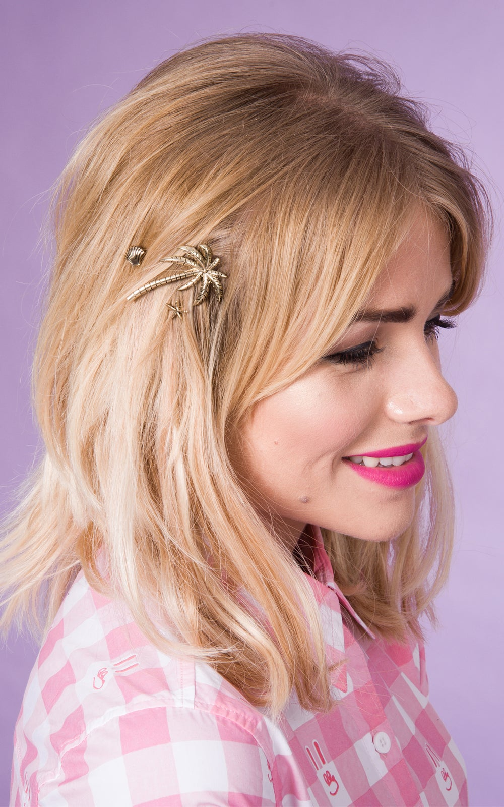 Image of Mermaid Trio Bobby Pins