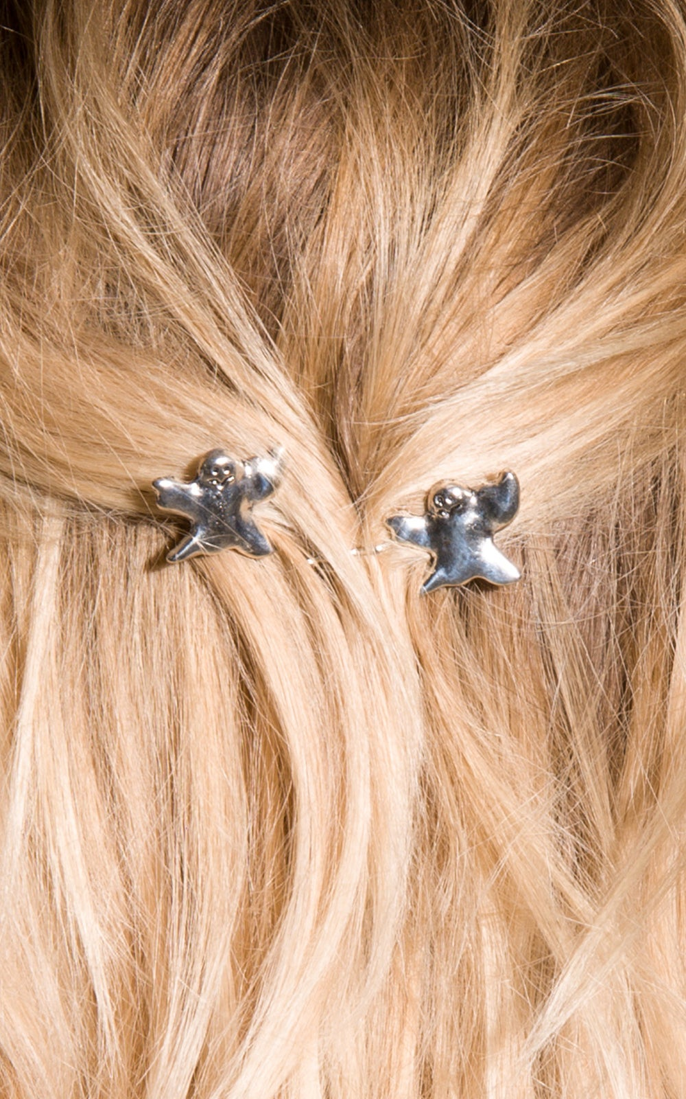 Image of Halloween Bobby Pins Available in Five Designs