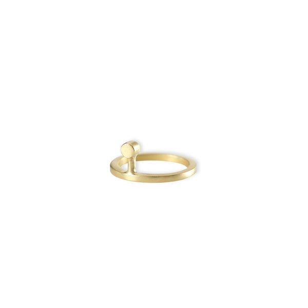 Image of Submarine Ring Gold Edition