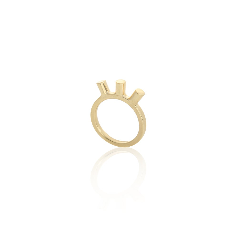 Image of Crown Ring Gold Edition