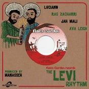 "Image of Luciano & Ras Zacharri / Ava Leigh ' River Jordan / Over The Bridge' (Levi Rhythm repress 7"" vinyl)"