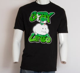 Image of Stay Lifted Tee Green