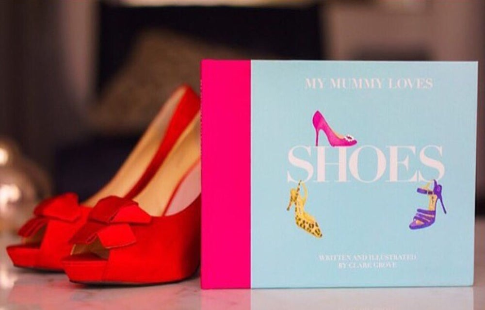 Image of My Mummy loves shoes