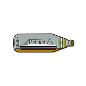 Image of 40oz TO FREEDOM ENAMEL PIN