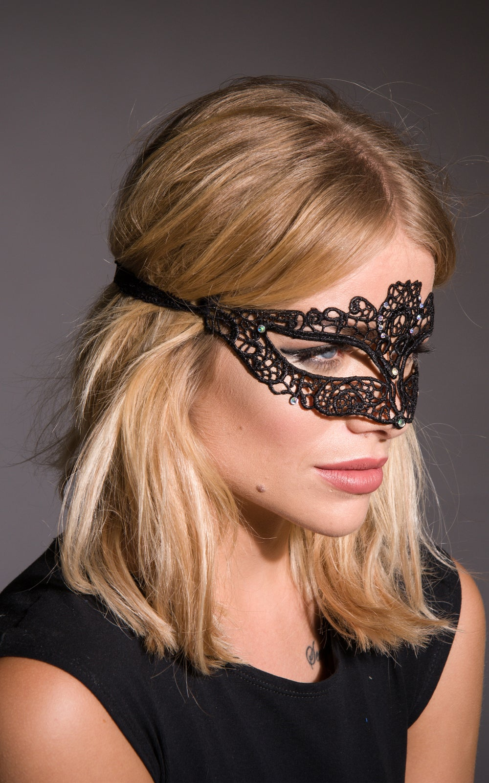 Image of Sabrina Masquerade Mask