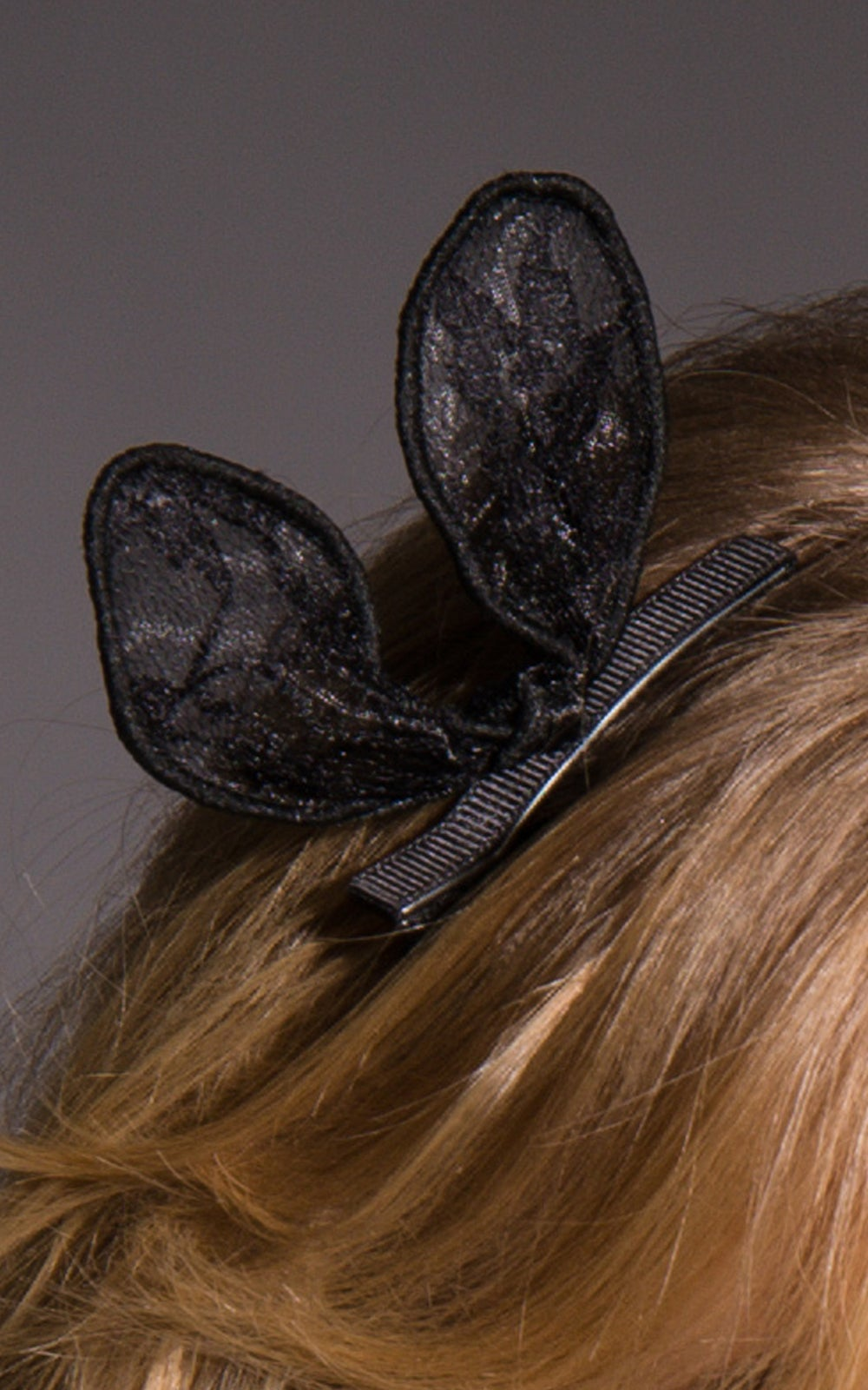 Image of Florence Mini Lace Bunny Ears