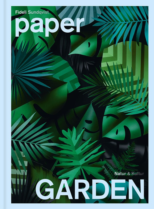 Image of Paper garden (Swedish)