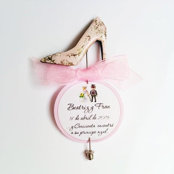 Image of Alfileres zapato