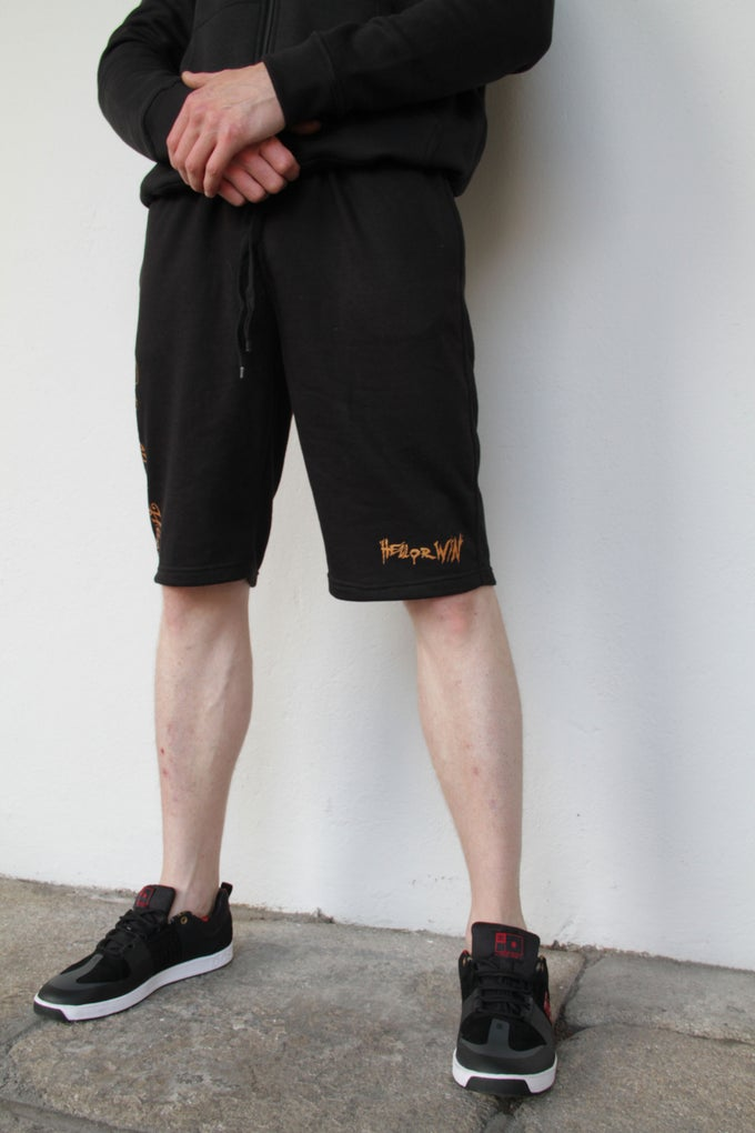 Image of Hell or Win Mens Shorts