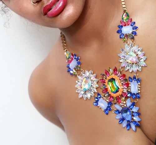 Image of Fancy Multi Necklace