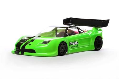 Image of Phat Bodies - NSX GT12 Bodyshell for Zen RXGT12 and Schumacher Atom