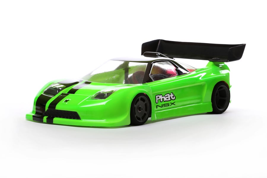 Image of Phat Bodies - NSX GT12 Bodyshell for Zen RXGT12 and Schumacher Atom 2