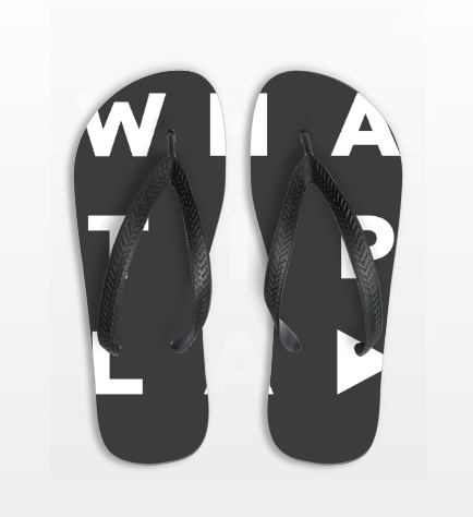 Image of WHATIPLAY Flip Flops