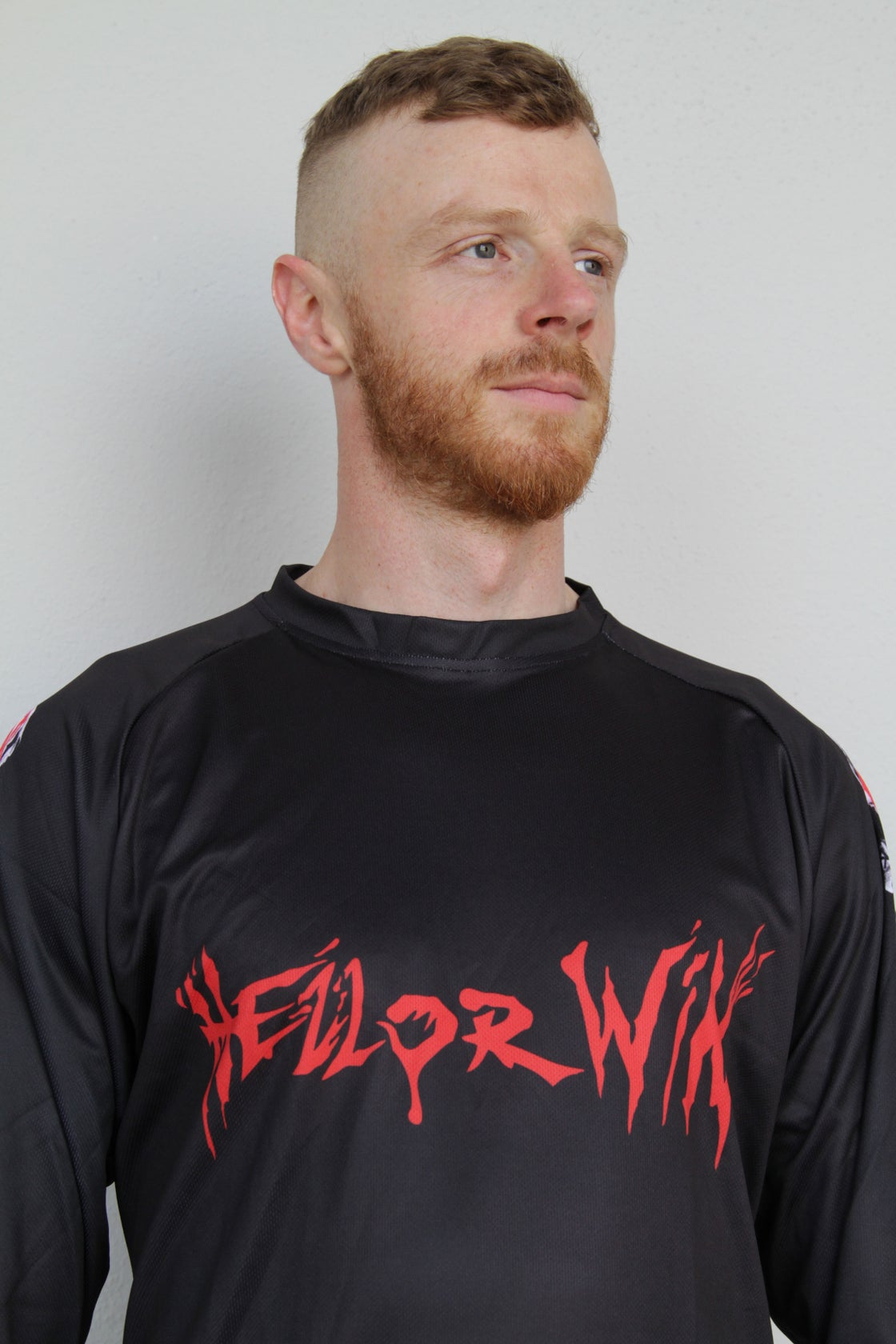 Image of DREAD SPEED Downhill Jersey