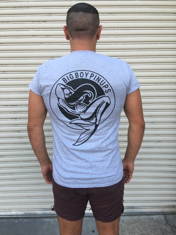 Image of Merman T shirt.