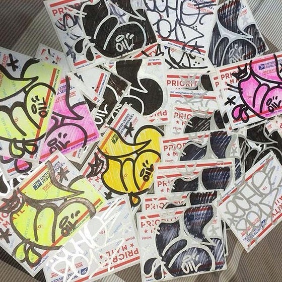 Image of 228 Sticker Pack