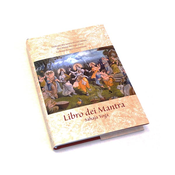 Image of Libro dei Mantra, Sahaja Yoga