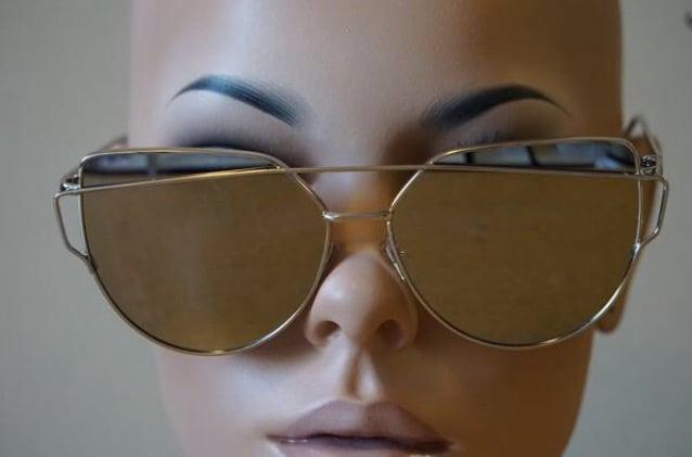 Image of Barcelona Aviators Sunglasses