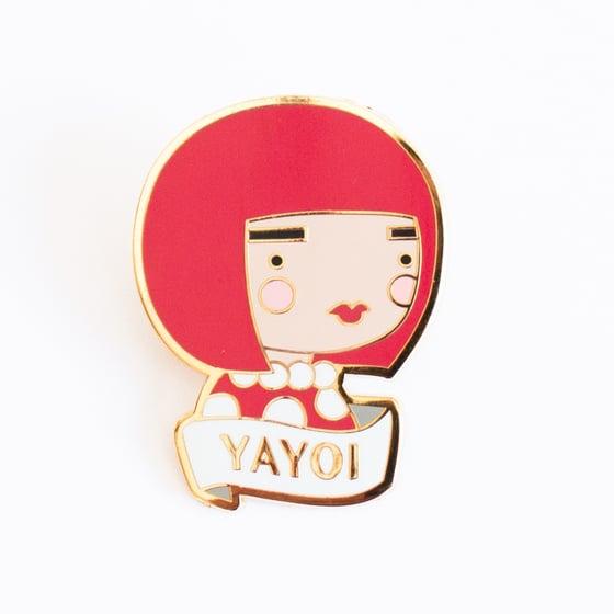 Image of YAYOI BROOCH