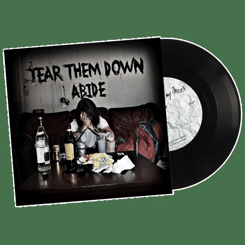 "Image of Tear Them Down Adide 7"" Vinyl!"